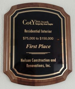 Award winning contractor Tampa Bay