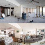 treasure island remodel before and after